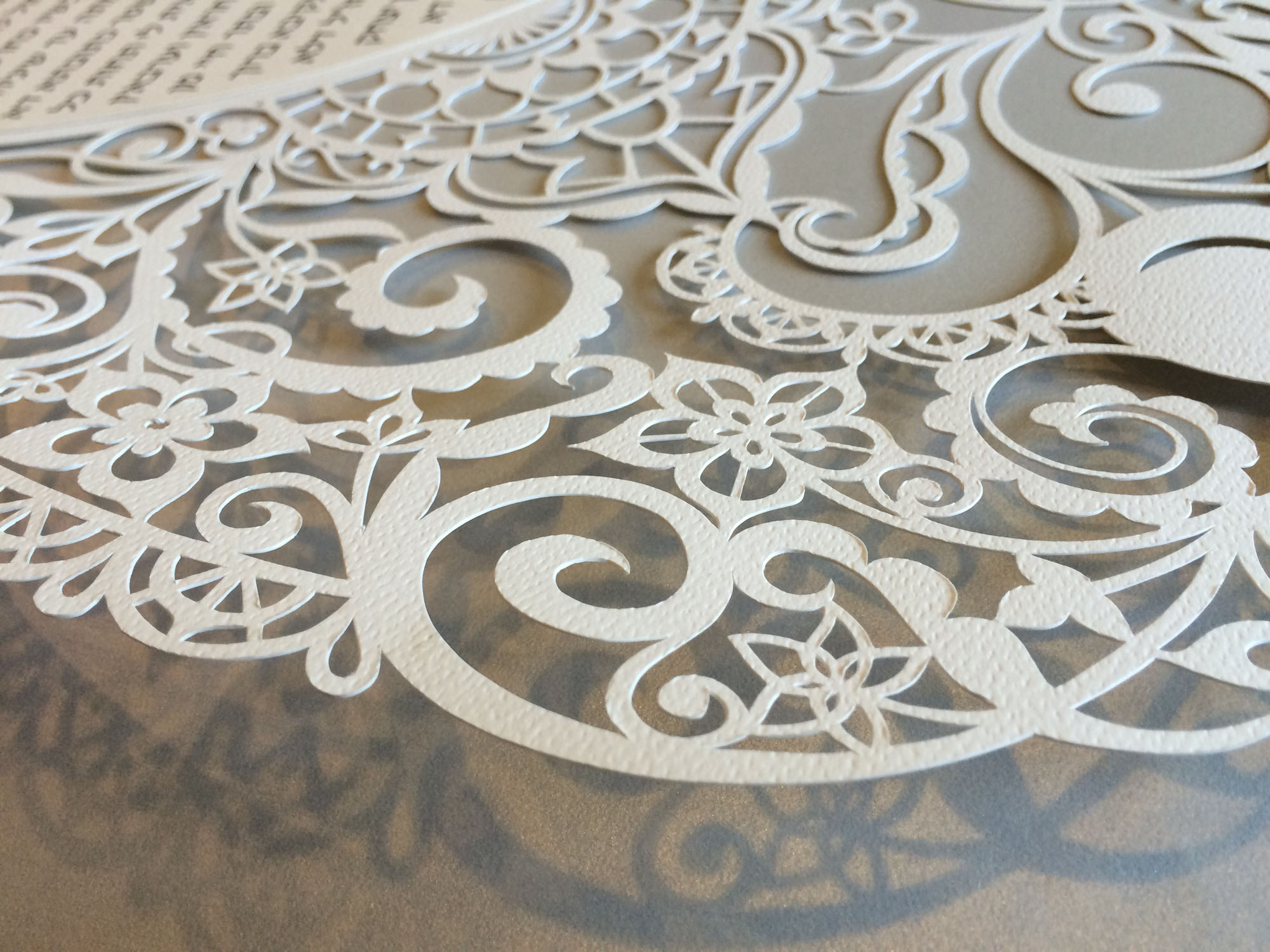 Custom papercut, Semi-Custom, Lasercut – What's the Difference?
